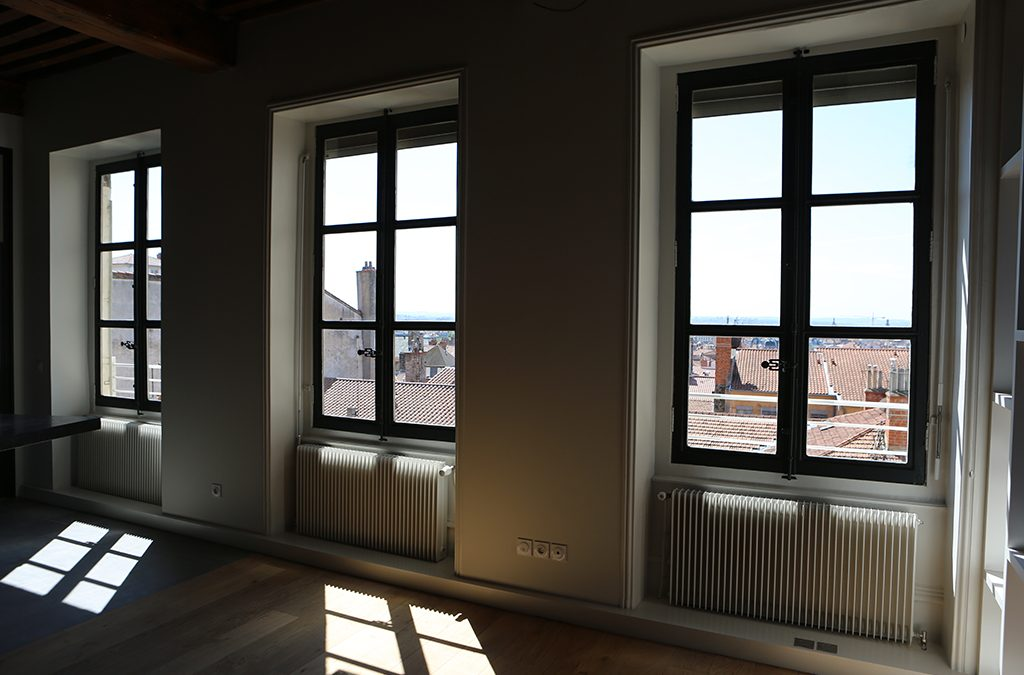 renovation appartement isolation